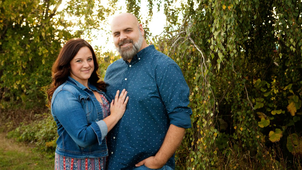 Centreville couple Kelsey Seymour and Andrew DeRier. DeRier posted on social media the experience of  contracting COVID-19 and having to self-isolate since Nov. 21.