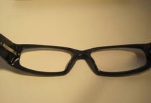 Vintage Prada Eyeglasses With Rhinestones
