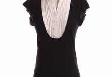 Bcbg Max Azria Knit Sweater Top