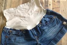 True Religion Maternity Shorts