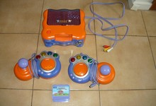 Vtech V Smile Tv Learning System For Toddler Kids