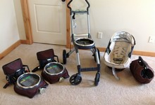 Orbit Stroller System With Accessories