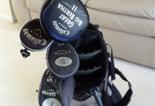 Big Bertha Stand Bag And 4 Woods Great Big Bertha Driver