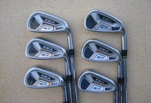 Nice Adams Idea A7 Irons 5-pw Regular Flex Steel Shafts Golf Clubs Right Handed