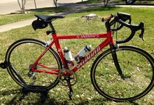 Specialized S-works 54cm Road Bike Sworks Complete Campagnolo Record Bicycle