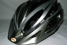 Bell Sweep Xc Cycling Helmet Adult Small Mountain Bike Titanium/silver