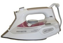 Rowenta Master Stainless Steel 1600 Watt Powerful Steam Iron Dw9150