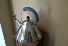 Alessi Tea Kettle - Whistling Bird
