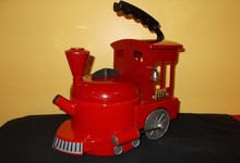 Kamenstein World Of Motion Steam Engine 613 Locomotive Train Teapot Kettle