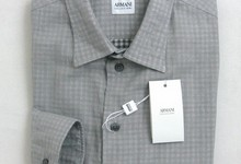 Armani Collezioni Cotton Dress Shirt
