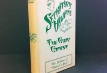 Seckatary Hawkins The Gray Ghost Hb/dj Robert Schulkers Cincinnati Ohio