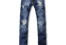 Dsquared2 Washed Men's Denim Jeans