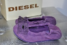 Diesel Kids Ballerina Shoes