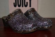 Juicy Couture Girls Sammie Kid Clog Shoes