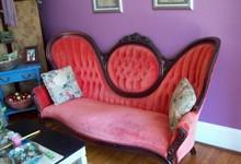 Antique Sofa 1900s
