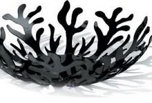 Alessi Mediterraneo Fruit Bowl Stainless Steel