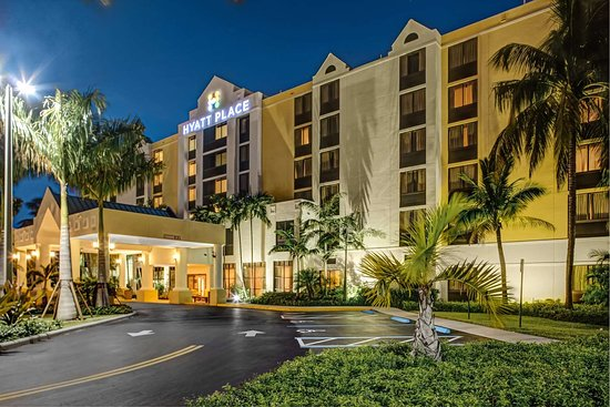 Hyatt Place Fort Lauderdale Cruise Port