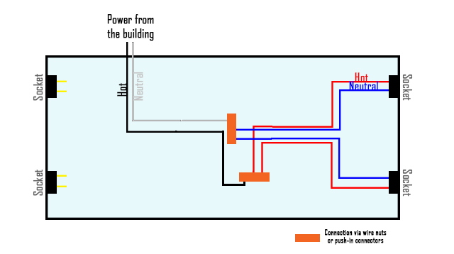 Superb Ballast Wiring Circuit Diagram Wiring Diagram Data Schema Wiring 101 Tzicihahutechinfo