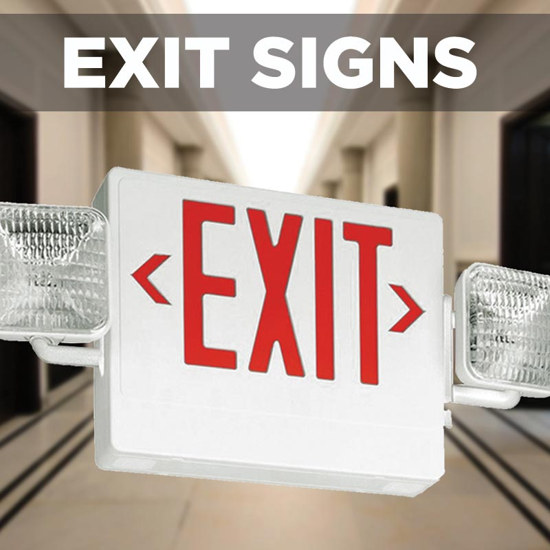 edge lite exit sign wiring diagram fe wiring diagrams what color exit signs  are supposed to