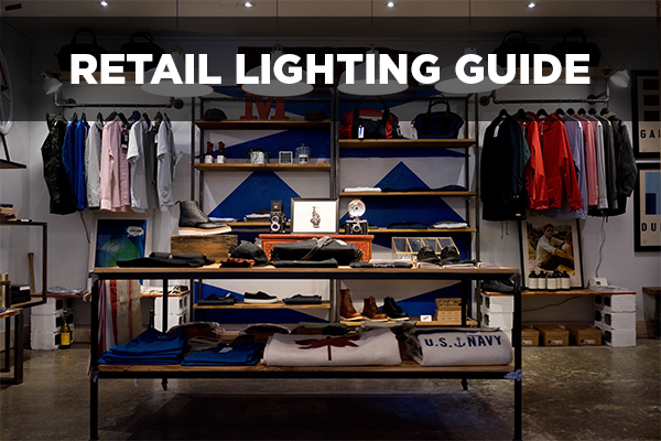 Retail lighting guide