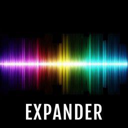 Audio Expander AUv3 Plugin
