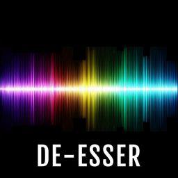 De-Esser AUv3 Audio Plugin
