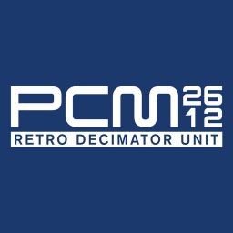 PCM2612 Retro Decimator Unit