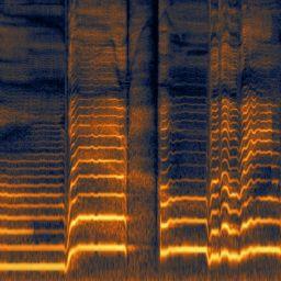 Deep Wave - Spectrogram