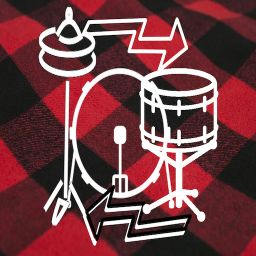 Grunge Drum Loops