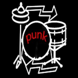 Punk Drum Loops