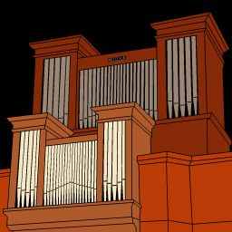 Jeux d'orgues Mini