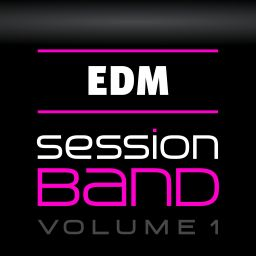 SessionBand EDM - Volume 1