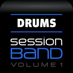 SessionBand Drums - Volume 1