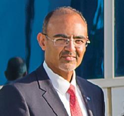 Independent Director Mr Shefif S Samy