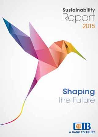 تقرير الاستدامة 2015