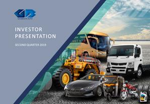 2Q 2019 GB Auto Investor Presentation