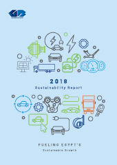 تقرير الاستدامة 2018| إنجليزى