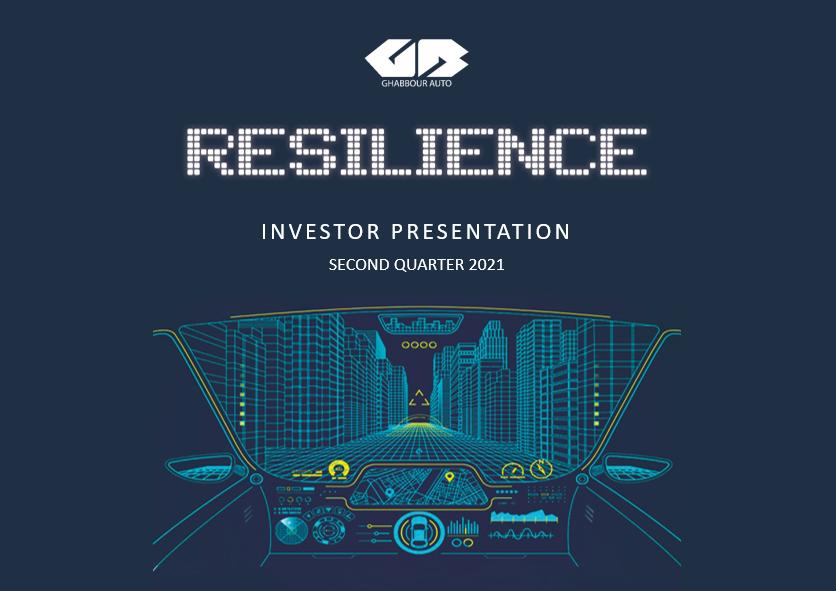 1Q21 GB Auto Investor Presentation