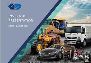 4Q 2019 GB Auto Investor Presentation