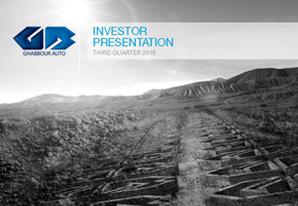3Q 2015 GB Auto Investor Presentation