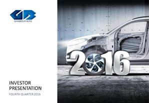 4Q 2016 GB Auto Investor Presentation