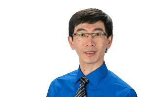 Yang Wu Portrait
