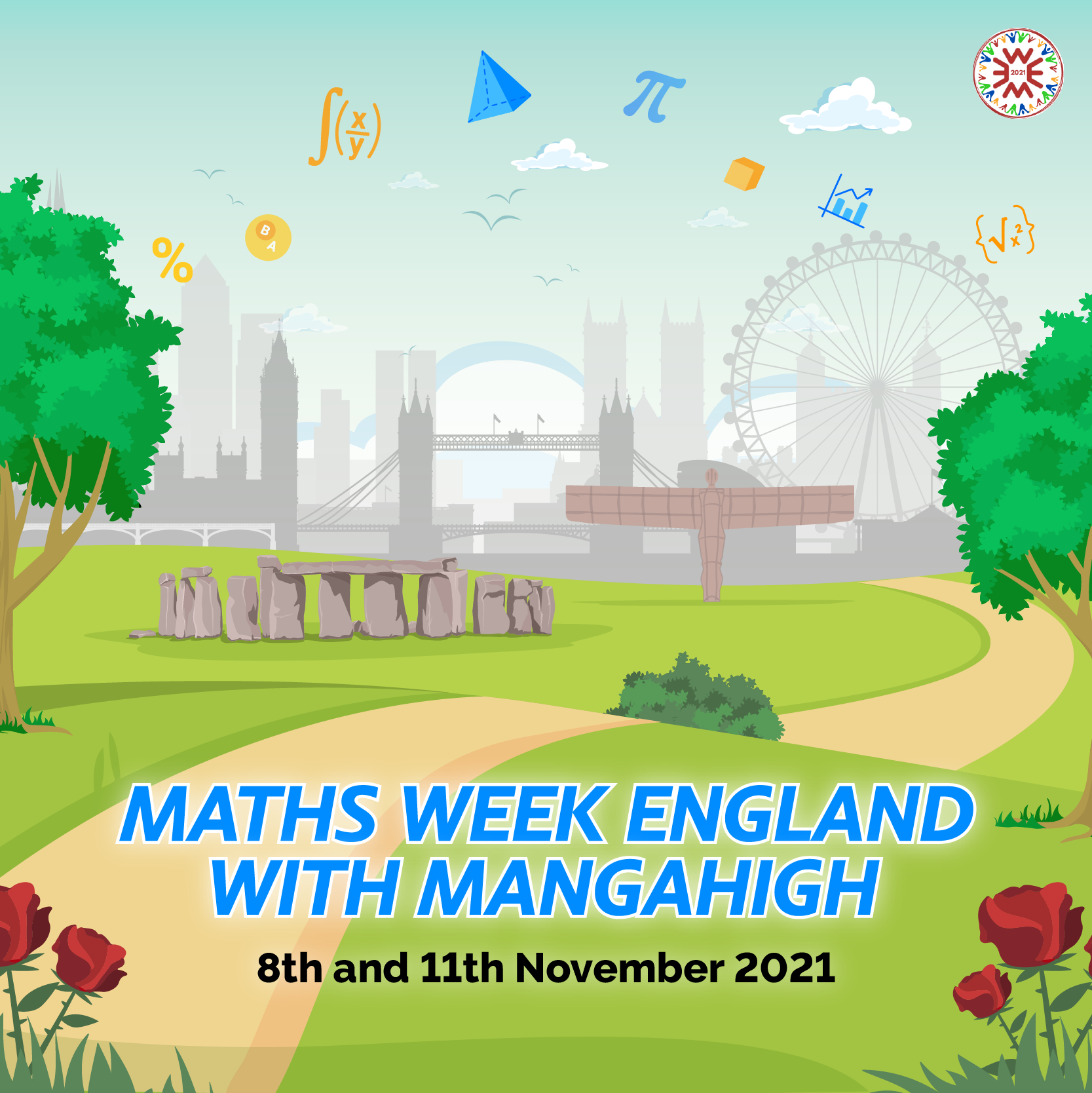 Maths Week England 2021