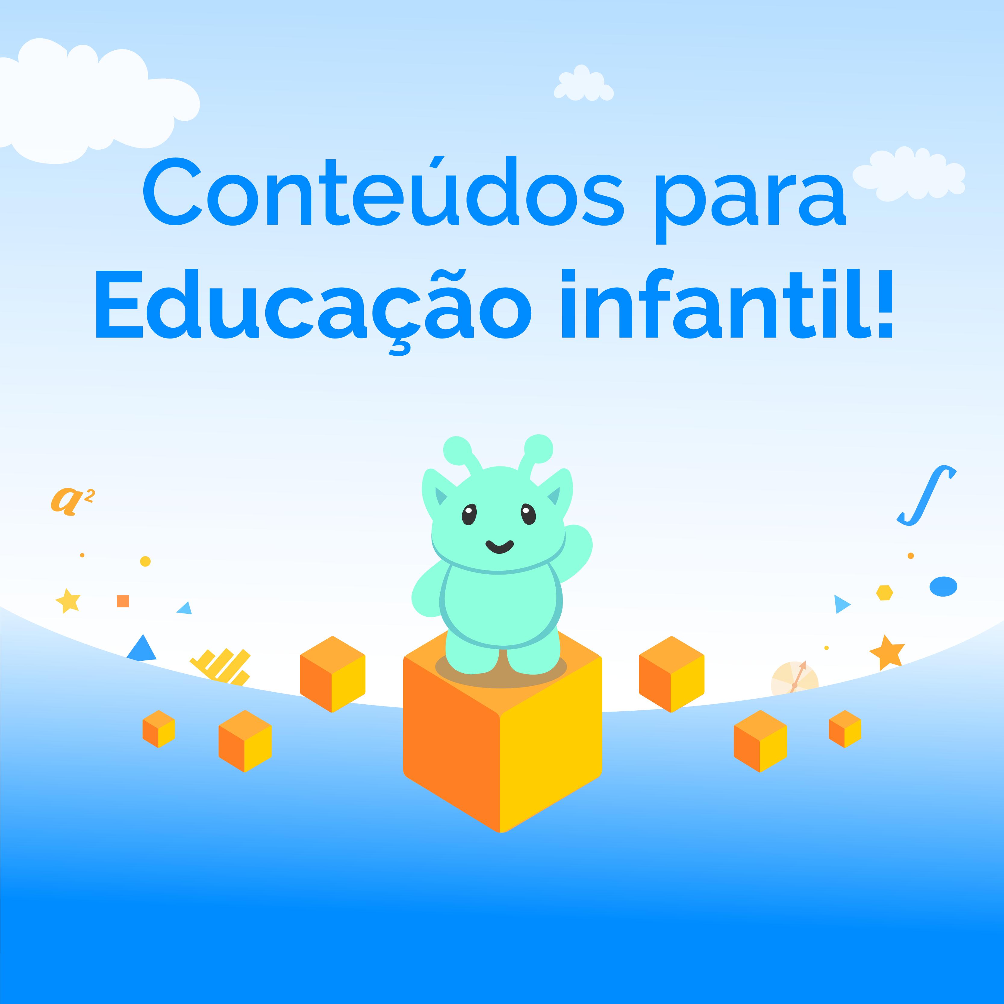 Cobertura curricular abrangente dos Anos Iniciais do Ensino Fundamental!