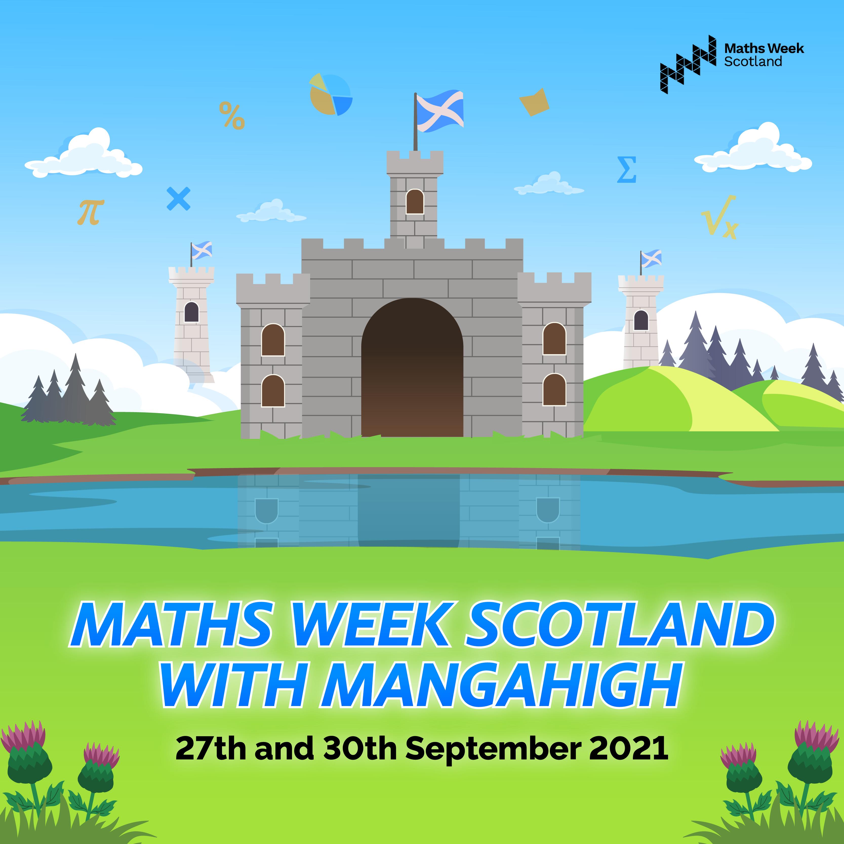 Maths Week Scotland 2021