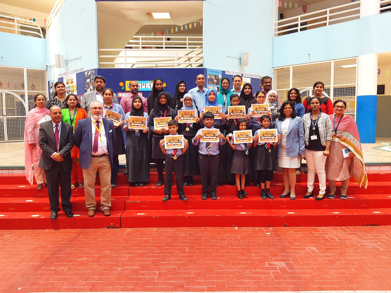 The Mangahigh Middle East Maths Ninja Challenge 2018 was a Resounding Success (Re-Posted Blog)