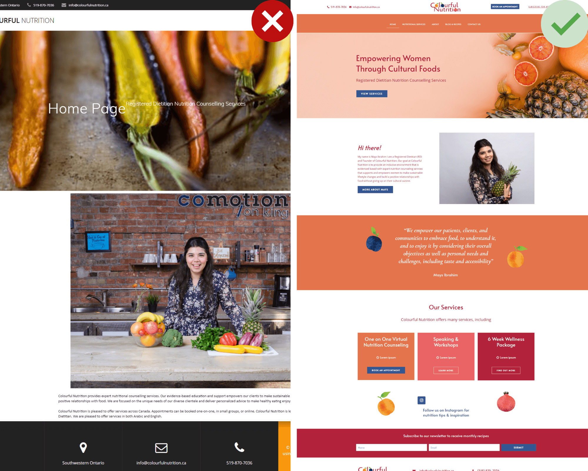 Rebel Website Design: Taking Your Site from Nay to Yea