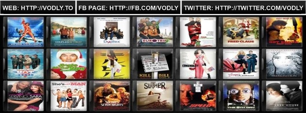 Free movies vodly to