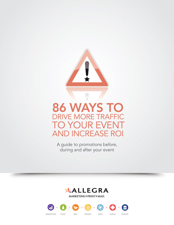 86 Ways To Drive Traffic To Your Event And Increase ROI
