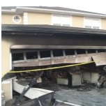 Fire House Damage